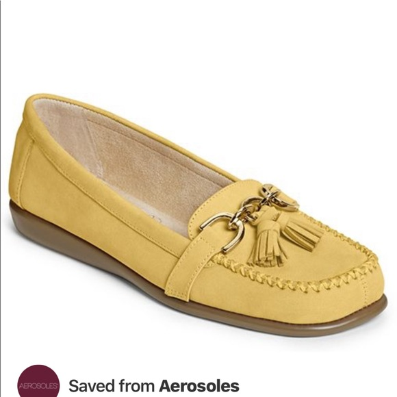 ed259d9e46d71 AEROSOLES Shoes | Stitch N Turn Super Soft Tassel Loafers | Poshmark